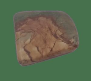 Flat Stone Jasper