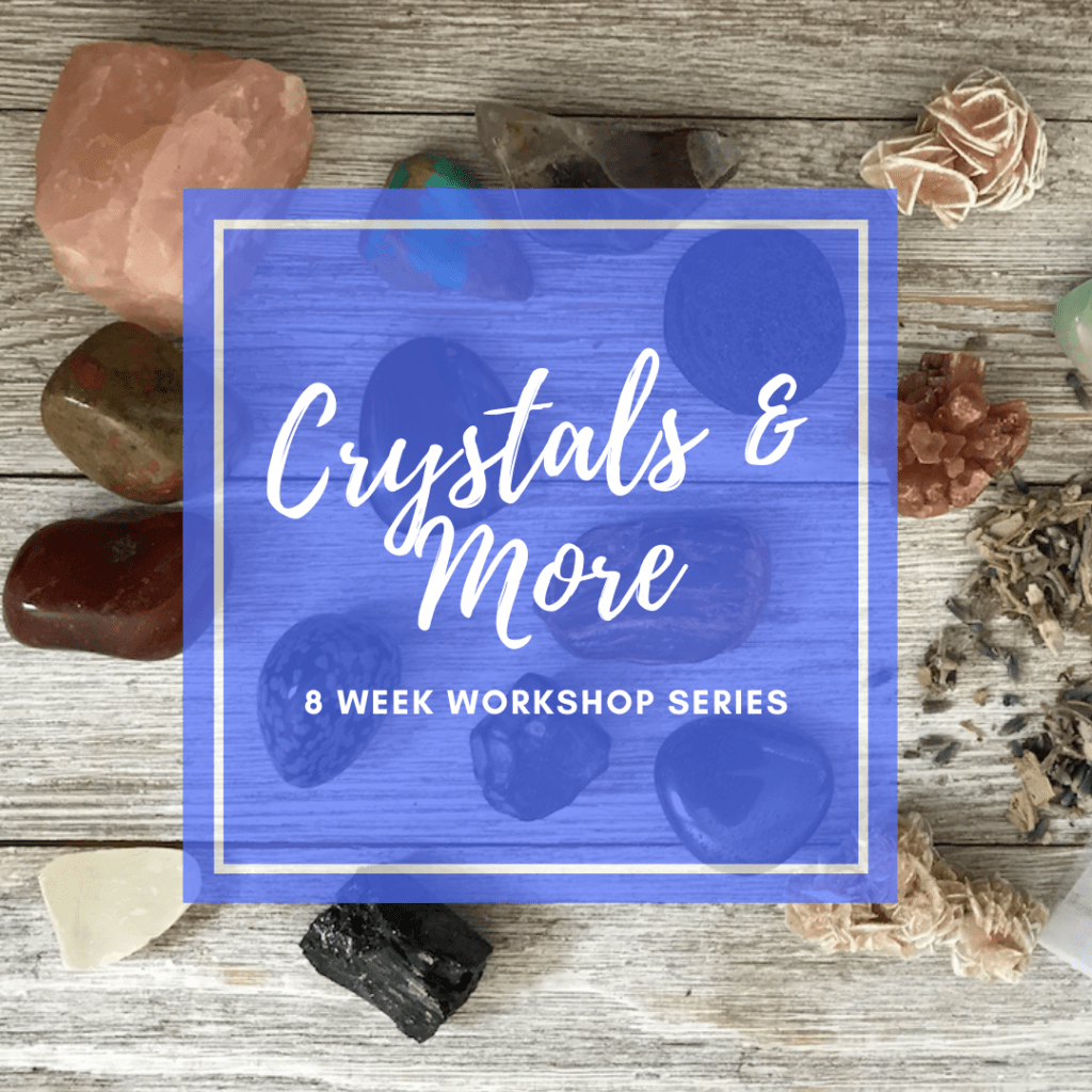 Online Crystal Workshop