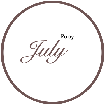 July Birthstone